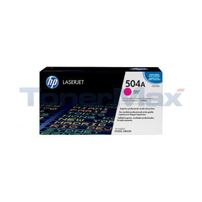 HP CLJ CM3530 CP3525N PRINT CTG MAGENTA